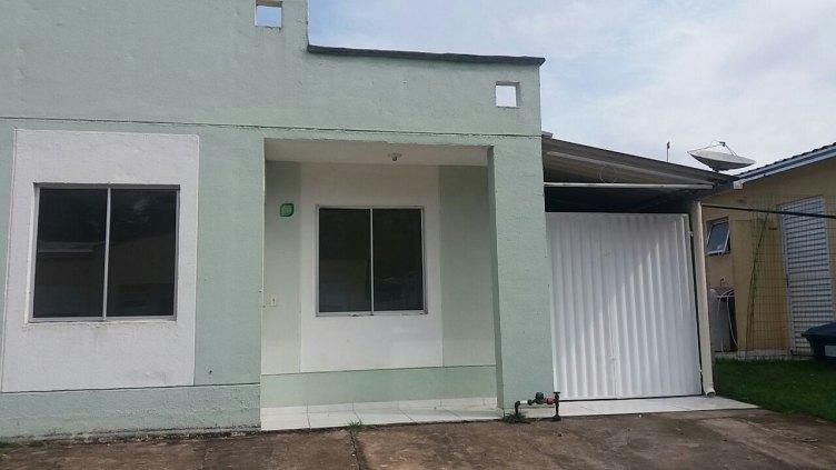 Alugo Casa 02 quartos Bairro novo - Condomínio Hortência