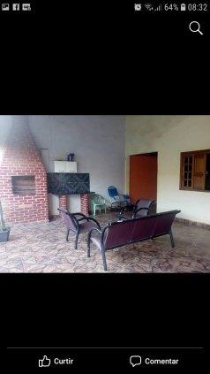 Casa 3 qts no Cuniã