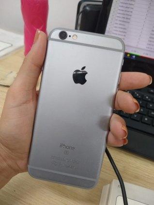 Vendo Iphone 6s 32gigas.