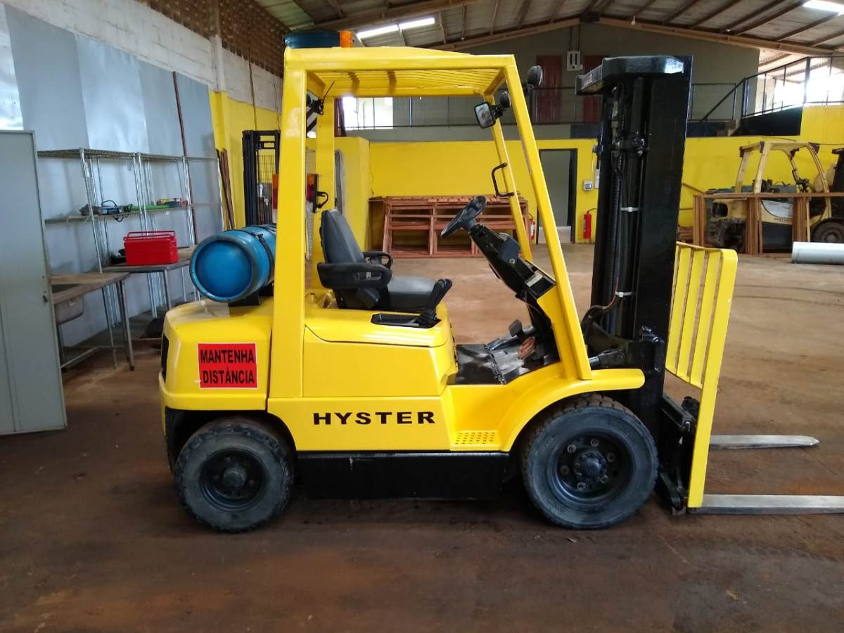 Empilhadeira HYSTER H50XM