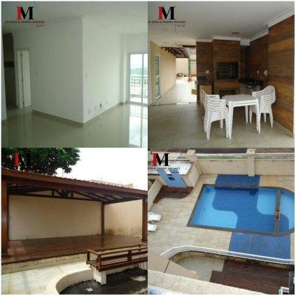 Vendemos apartamento com 3 dormitórios no Residencial Vivendas das Palmeiras