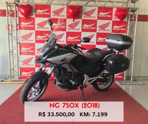 Vendo NC 750X (2018)