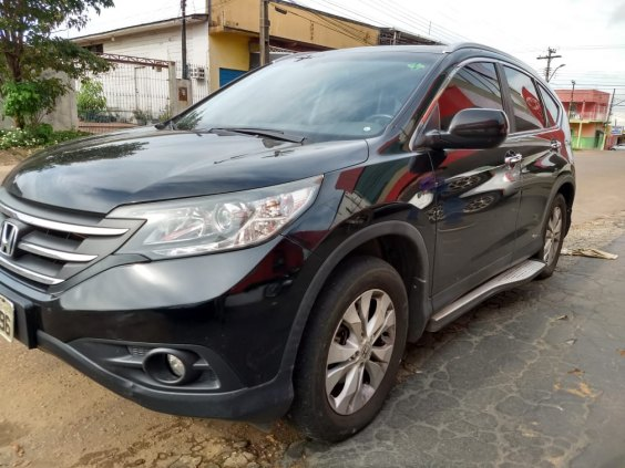 Vendo CR-V 2012 completa