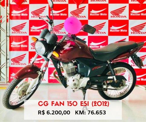 Cg Fan 150 Esi (2012)