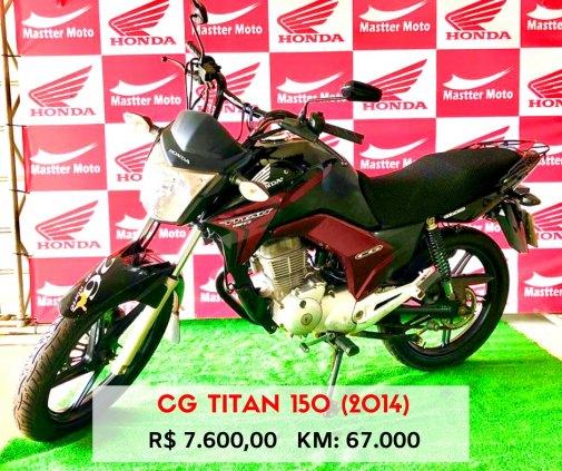 CG TITAN 150 (2014)
