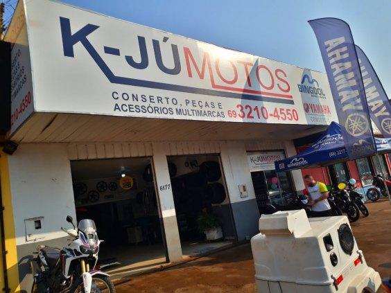 K-JÚ MOTOS, CONFIRA AS OFERTAS