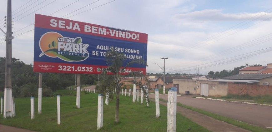 VENDO TERRENOS LOTEAMENTO COLINA PARK