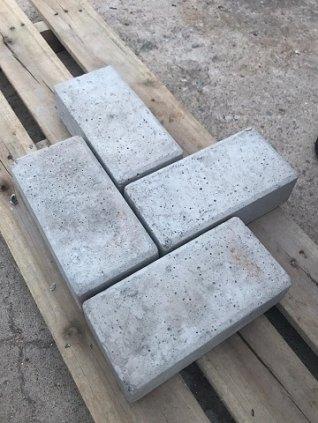 Bloquetes de concreto