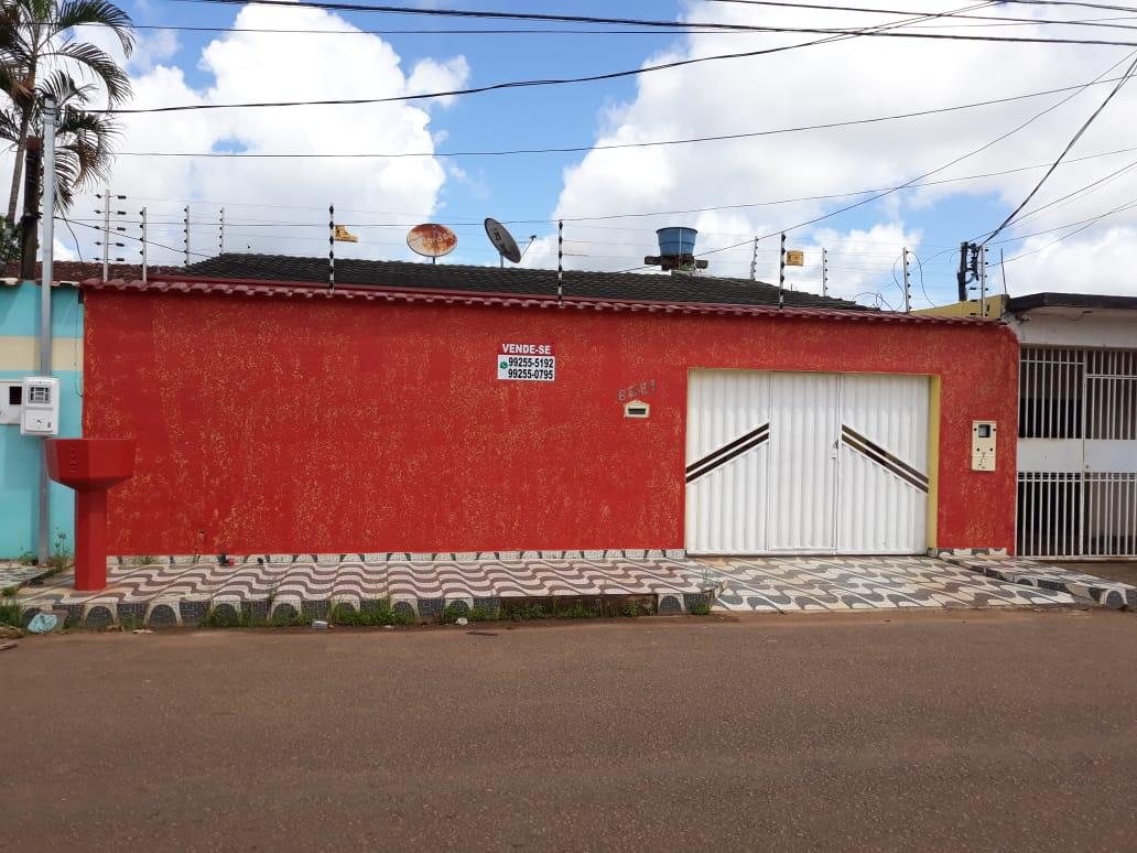Excelente Casa no bairro Aponiã toda reformada