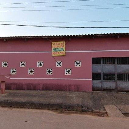 Casa na zona Sul de Porto Velho