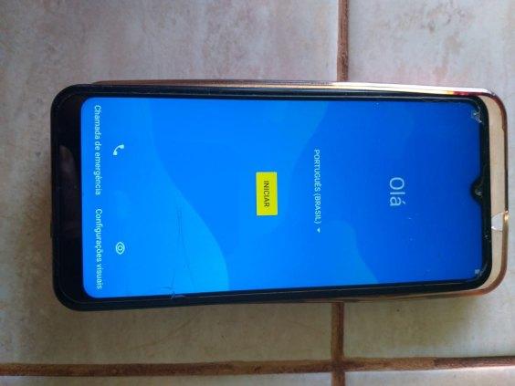 Vende-se  celular lg k22