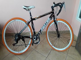 Bicicleta Cross Fit Aro Aluminio