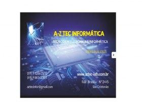 A-Z Tec Informática Assistência Especializada