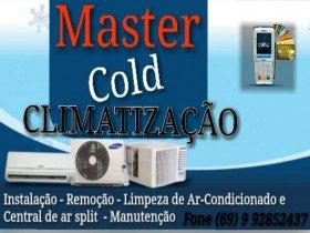 MASTER COLD CLIMATIZAÇÃO