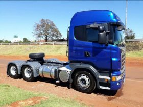 Scania R 440 6x4 Highline