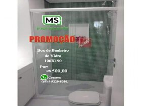 Box de banheiro