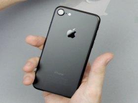 Iphone 7 Preto 128GB Uma semana de uso com nota fiscal