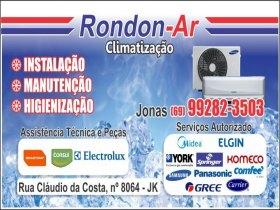 Refrigeração Rondon-ar