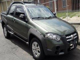 Fiat Strada Adventure - Completo 2012