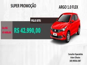 Fiat Argo 1.0 Flex Imperdível