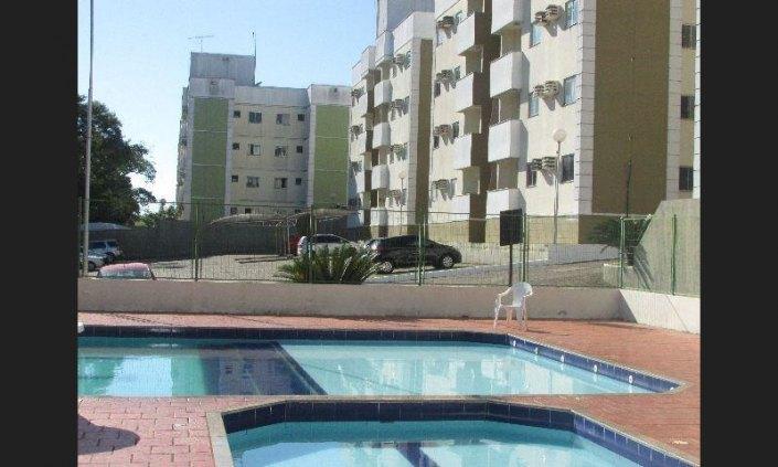 Alugo Apartamento Vilas do Madeira 2 quartos - Térreo