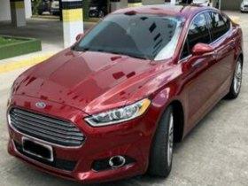 Ford Fusion AWD TITANIUM, 2.0 Turbo, aut., Completo, 15.000km, 2015