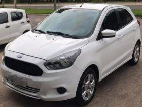 Ford Ka Se, 1.0 Flex, manual, completo, 64.000km, 2015, Hatch.