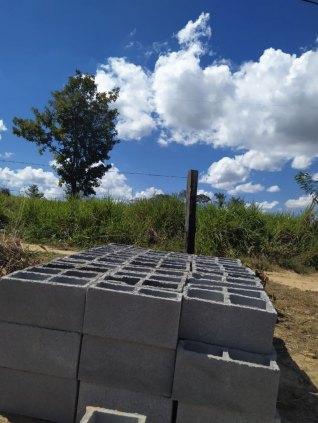 Tijolos de concreto