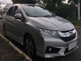 Honda City EX 2015 Aut. Flex. Completo 27km