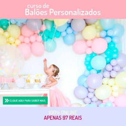 Curso Fábrica de Balões