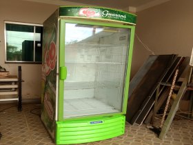 Freezer vertical 558L metalfrio