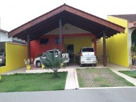 Casa c/ 3 dormitórios à venda - Cond. Vila da Eletronorte