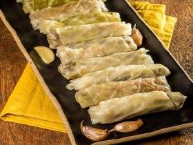 Charuto Árabe c/ batatas fritas