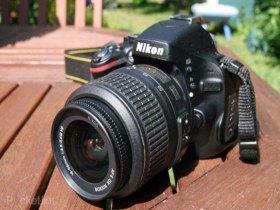 Vendo câmera Nikon D5100 Profissional