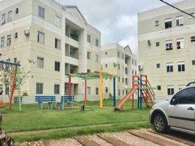 Alugo Apartamento no Condomínio Lirio / Bairro novo