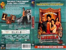 DVD: COLEÇÃO POR AMOR. DOIS FILMES.  DVD: LISBELA E O PRISIONEIRO. DVD