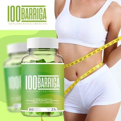 100 Barriga funciona com resultados excelentes