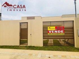 Excelente casa nova Flodoaldo Pontes Pinto - Venda