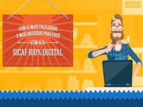 Cadastro e atualização SICAF 100% Digital