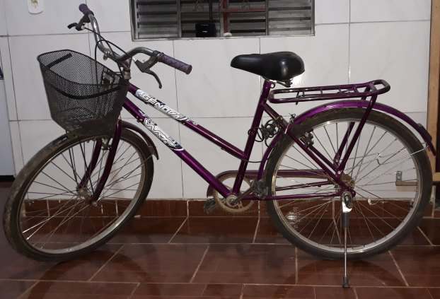 Bicicleta Genova com cestinha