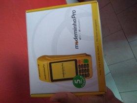 Vendo urgente máquina de cartão PagSeguro.