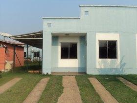 Vendo casa Bairro Novo - COND. GIRASSOL /