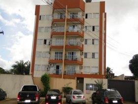 Apartamento no Edifício Brasília - 3 quartos