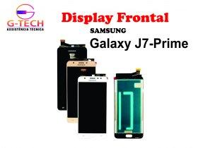Troca Tela Display frontal J7-Prime