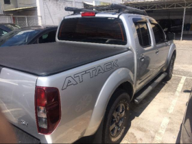 Nissan frontier 2.5 sv atack
