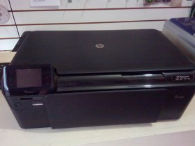 Impressora HP photosmart c/ wi fi