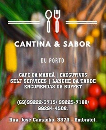 CANTINA & SABOR DU PORTO