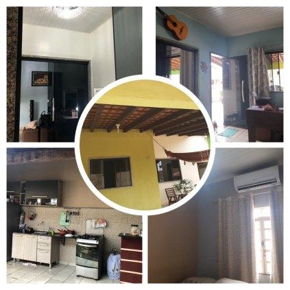 Vende- se ou troca-se casa em condomínio fechado