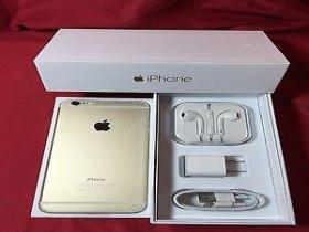 IPhone 6 Gold 64GB novo com nota fiscal