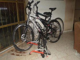 Bicicletas + Suporte